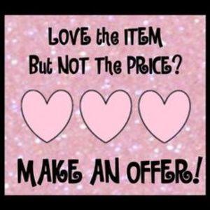 Accessories - Make an offer ❤